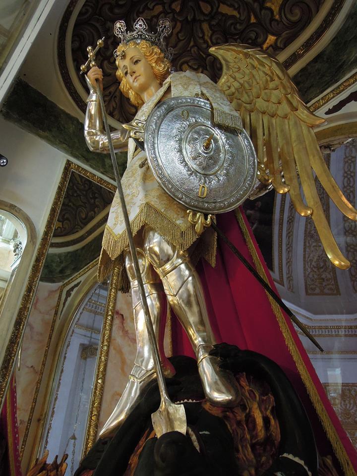 Arcángel San Miguel - Monasterio San Miguel Llíria
