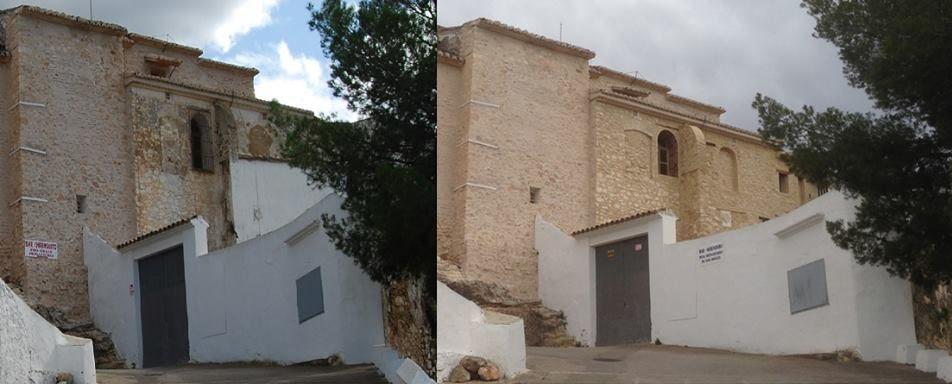 Rehabilitación Monasterio de Sant Miquel de Llíria (Fuente: Facebook San Miguel)