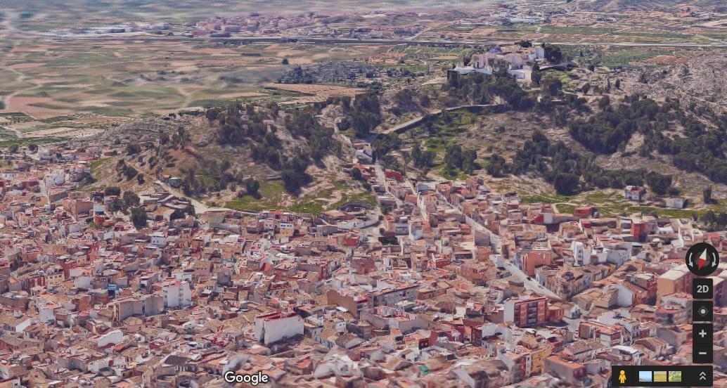 Monasterio Sant Miquel Llíria - Recorrido-virtual-3d