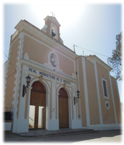 fachada-monasterio-sant-miquel-lliria